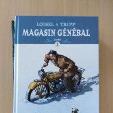 Cómics: MAGASIN GÉNÉRAL. LOISEL/TRIPP. COMPLETA. Lote 279497893