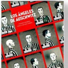 Cómics: LOS ANGELES DE AUSCHWITZ - NORMA / CÓMIC EUROPEO / TAPA DURA. Lote 279579963