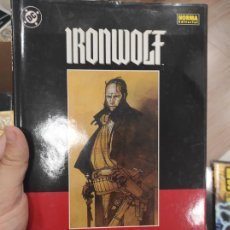Comics : IRONWOLF - LAS LLAMAS DE LA REVOLUCION- DC. COMICS- NORMA EDITORIAL. Lote 280318923