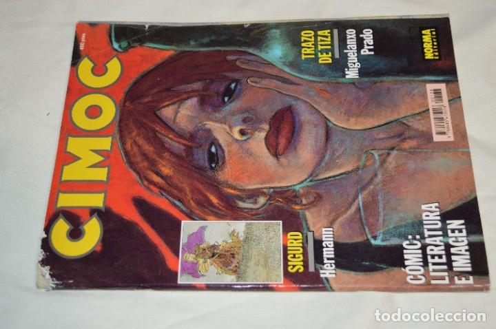 Cómics: CIMOC -- Lote de 12 Ejemplares / Revistas Comics - Años 80 / 90 - ¡Mira fotos y detalles! - Foto 16 - 281935498