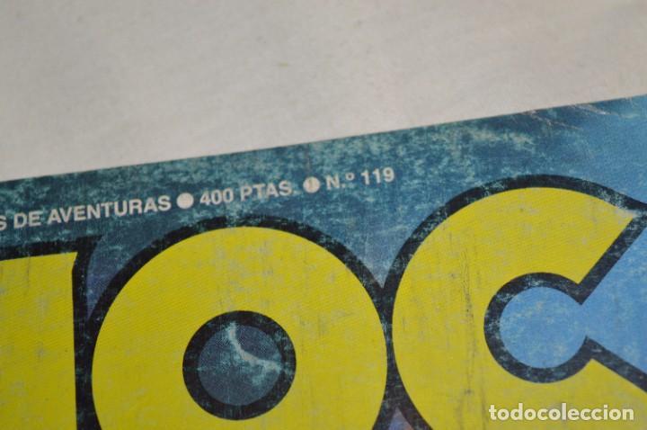 Cómics: CIMOC -- Lote de 12 Ejemplares / Revistas Comics - Años 80 / 90 - ¡Mira fotos y detalles! - Foto 3 - 281935498