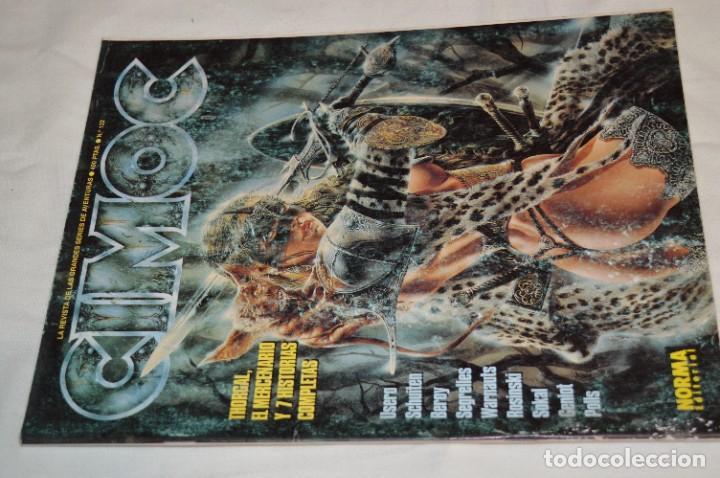 Cómics: CIMOC -- Lote de 12 Ejemplares / Revistas Comics - Años 80 / 90 - ¡Mira fotos y detalles! - Foto 4 - 281935498