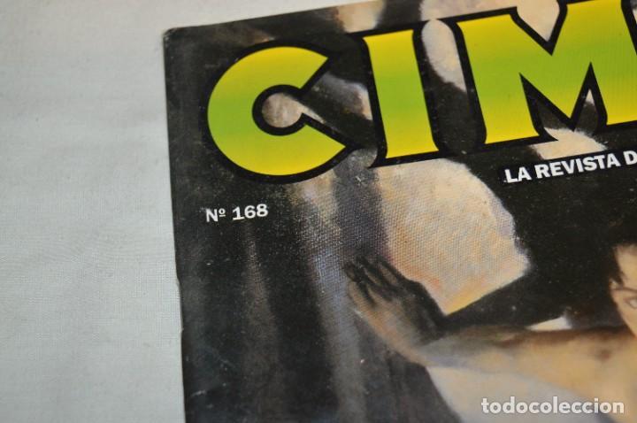 Cómics: CIMOC -- Lote de 12 Ejemplares / Revistas Comics - Años 80 / 90 - ¡Mira fotos y detalles! - Foto 11 - 281935498
