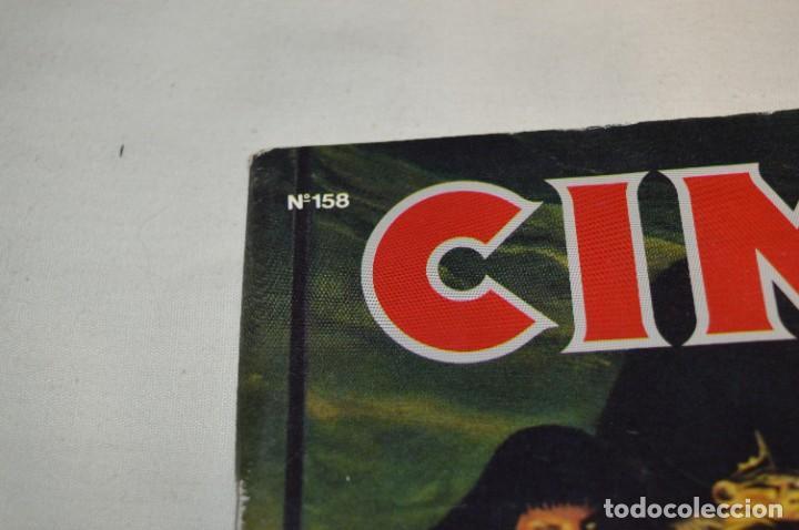 Cómics: CIMOC -- Lote de 12 Ejemplares / Revistas Comics - Años 80 / 90 - ¡Mira fotos y detalles! - Foto 13 - 281935498