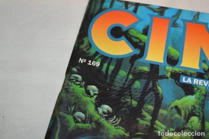 Cómics: CIMOC -- Lote de 12 Ejemplares / Revistas Comics - Años 80 / 90 - ¡Mira fotos y detalles! - Foto 15 - 281935498