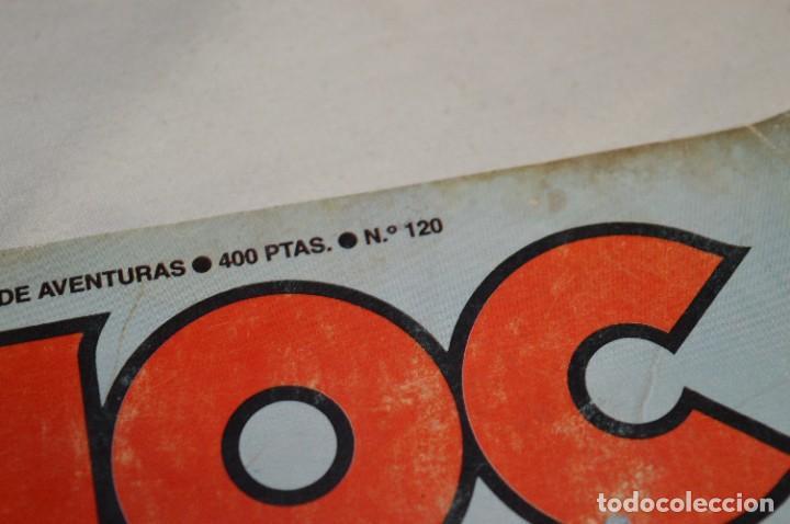Cómics: CIMOC -- Lote de 12 Ejemplares / Revistas Comics - Años 80 / 90 - ¡Mira fotos y detalles! - Foto 19 - 281935498