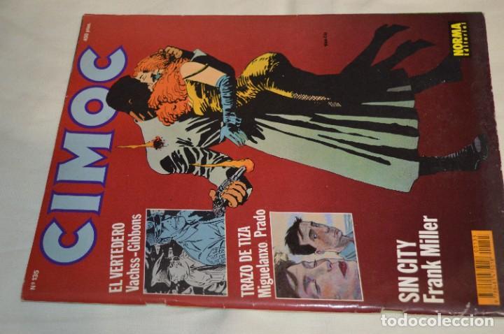 Cómics: CIMOC -- Lote de 12 Ejemplares / Revistas Comics - Años 80 / 90 - ¡Mira fotos y detalles! - Foto 20 - 281935498
