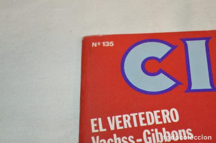 Cómics: CIMOC -- Lote de 12 Ejemplares / Revistas Comics - Años 80 / 90 - ¡Mira fotos y detalles! - Foto 21 - 281935498