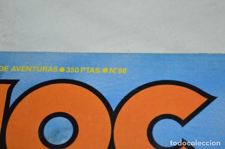 Cómics: CIMOC -- Lote de 12 Ejemplares / Revistas Comics - Años 80 / 90 - ¡Mira fotos y detalles! - Foto 23 - 281935498