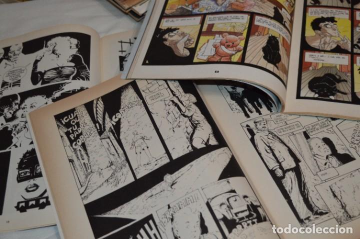 Cómics: CIMOC -- Lote de 12 Ejemplares / Revistas Comics - Años 80 / 90 - ¡Mira fotos y detalles! - Foto 26 - 281935498