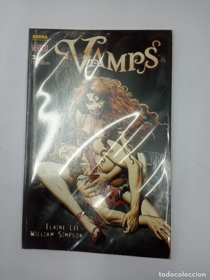 VAMPS, NORMA EDITORIAL (Tebeos y Comics - Norma - Otros)