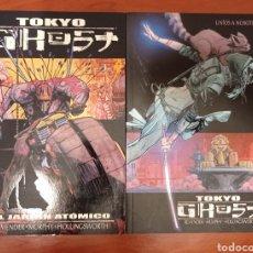 Comics: TOKYO GHOST , COMPLETA (NORMA COMICS). Lote 283337343