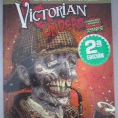 Cómics: VICTORIAN UNDEAD--IAN EDGINTON--DAVIDE FABBRI. Lote 283448158