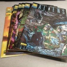 Comics: ALIENS SERIE NOSTROMO / COMPLETA 10 NÚMEROS / COMIC BOOKS - NORMA EDITORIAL. Lote 283671103