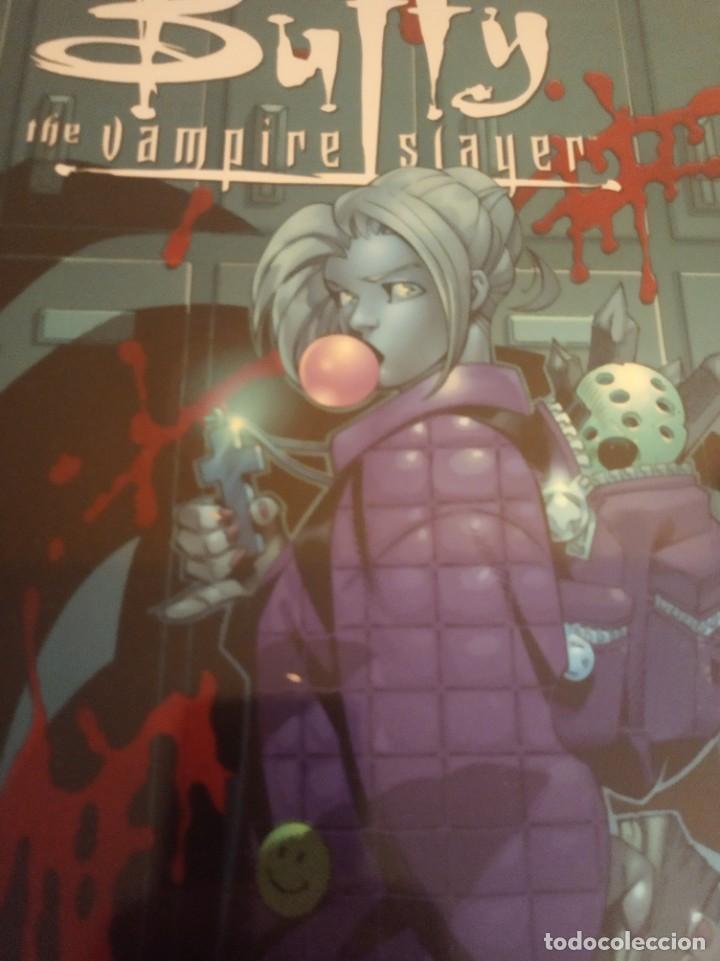 Cómics: Colección 18 tomos Buffy en perfecto estado. - Foto 7 - 284576213