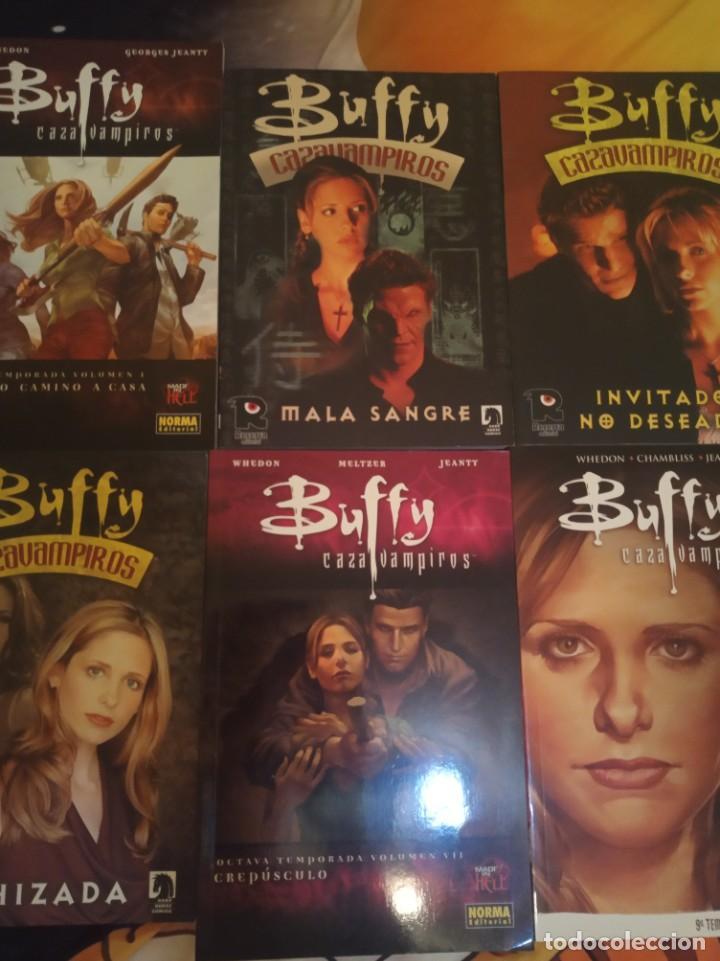 Cómics: Colección 18 tomos Buffy en perfecto estado. - Foto 2 - 284576213