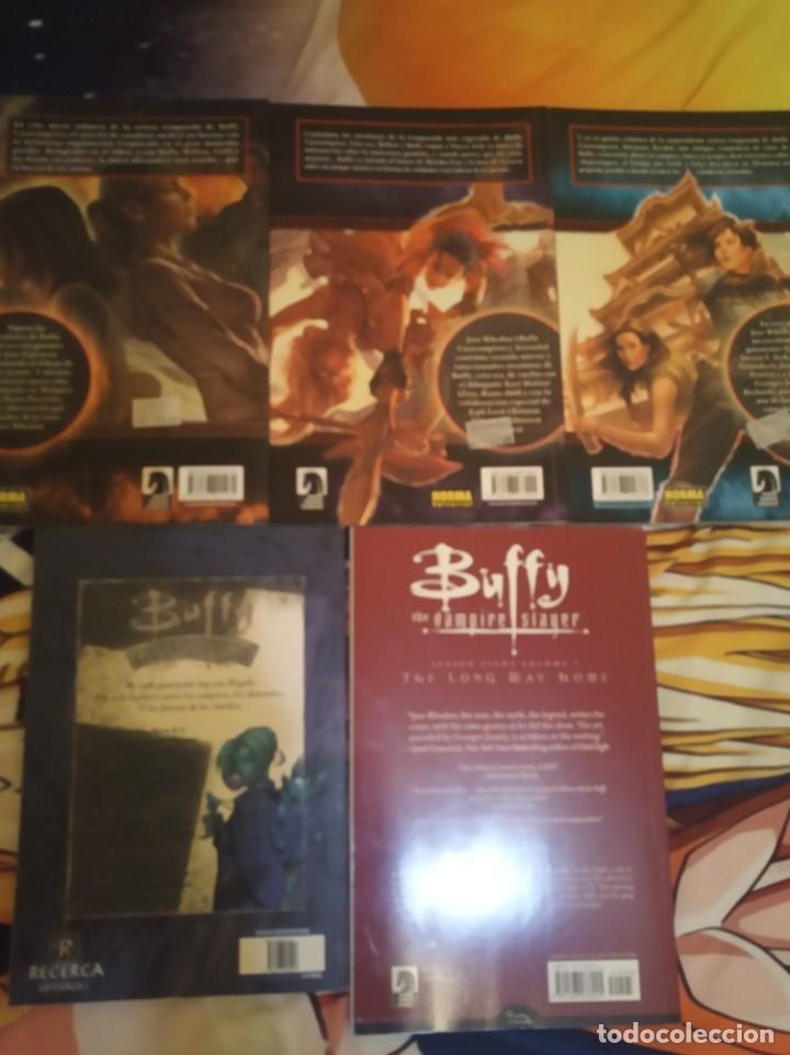 Cómics: Colección 18 tomos Buffy en perfecto estado. - Foto 4 - 284576213