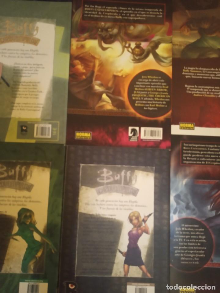 Cómics: Colección 18 tomos Buffy en perfecto estado. - Foto 5 - 284576213