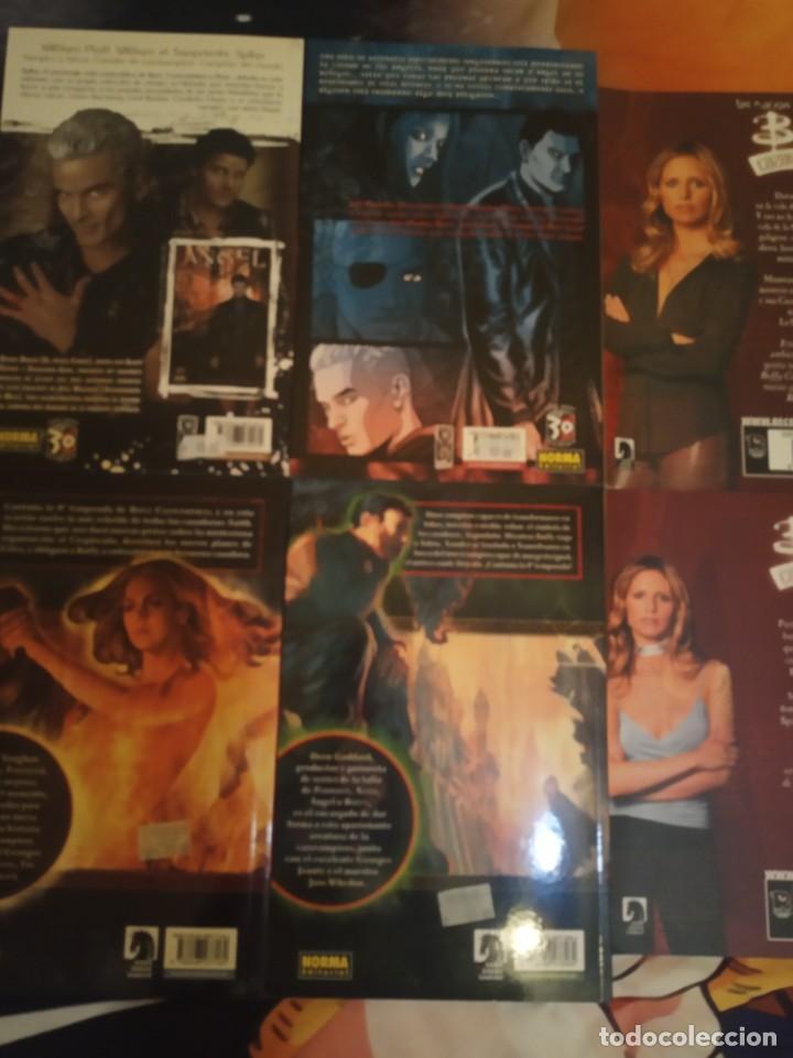 Cómics: Colección 18 tomos Buffy en perfecto estado. - Foto 6 - 284576213