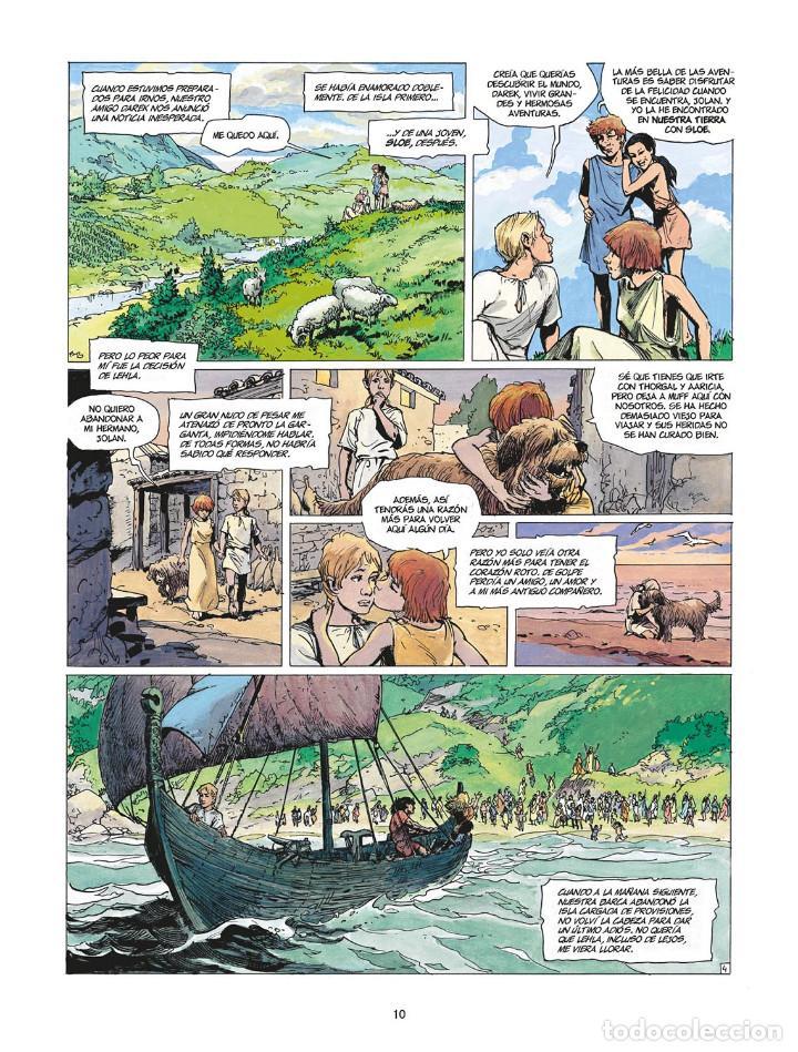 Cómics: Cómics. THORGAL INTEGRAL 7 - Van Hamme / Grzegorz Rosinski (Cartoné) - Foto 5 - 284707808