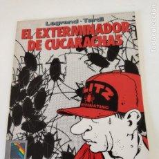 Comics: COLECCIÓN EL MURO N°.20 NORMA EL EXTERMINADOR DE CUCARACHAS. LEGRAND TARDI. Lote 285415133