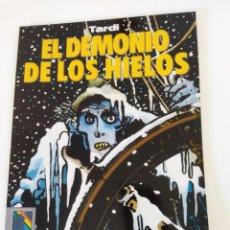 Fumetti: COLECCIÓN EL MURO N°.17 EL DEMONIO DE LOS HIELOS. TARDI. Lote 285424758