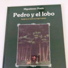 Comics: NORMA. N°. 6 PEDRO Y EL LOBO. MIGUELANXO PRADO. Lote 285437608