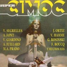 Cómics: SUPER CIMOC Nº 2 (RETAPADO CON LOS NUMEROS 98 A 100) NORMA - BUEN ESTADO - SUB03M. Lote 285441138
