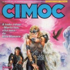 Cómics: CIMOC RETAPADO Nº 21 (CONTIENE LOS NUMEROS 71 A 73) NORMA - BUEN ESTADO - SUB03M. Lote 285441493