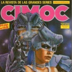 Cómics: CIMOC RETAPADO Nº 10 (CONTIENE LOS NUMEROS 38 A 40) NORMA - BUEN ESTADO - SUB03M. Lote 285441803