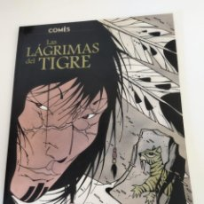 Fumetti: N°. 33 COLECCIÓN B N LAS LÁGRIMAS DEL TIGRE. DIETER COMÉS. Lote 286056098