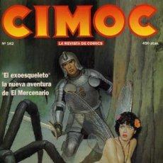 Fumetti: CIMOC Nº 162. Lote 286242358