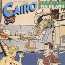 Fumetti: CAIRO Nº 48. Lote 286247658
