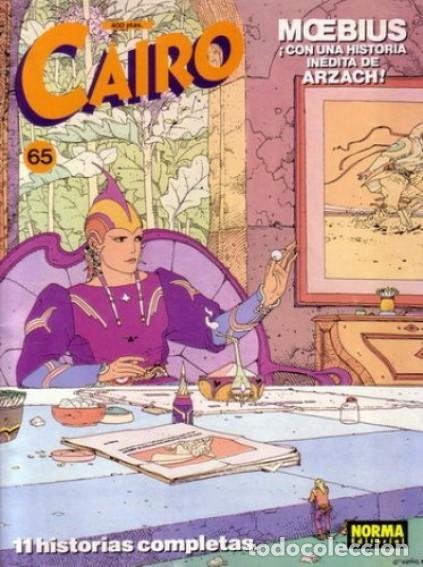CAIRO Nº 65 (Tebeos y Comics - Norma - Cairo)
