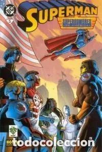 SUPERMAN Nº 5 - NORMA - IMPECABLE - SUB03M (Tebeos y Comics - Norma - Comic USA)