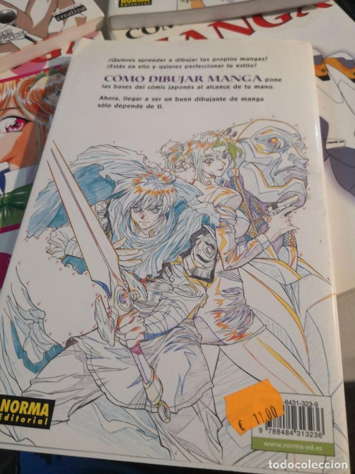 Cómics: 7 tomos colección como dibujar Manga. Norma editorial - Foto 3 - 286322343