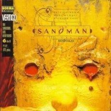 Cómics: THE SANDMAN LAS BENEVOLAS Nº 6 - COL. VERTIGO Nº 19 - NORMA - SUB03M. Lote 286350023