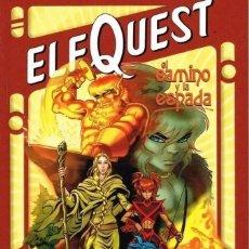 Cómics: ELFQUEST. EL CAMINO Y LA ESPADA - NORMA - COMO NUEVO - SUB03M. Lote 286400333
