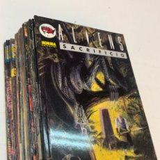 Comics : LOTE DE 31 EJEMPLARES DE ALIENS. NORMA EDITORIAL. AÑOS 90.. Lote 286637413