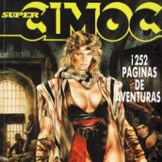 Cómics: SUPER CIMOC Nº 3 (RETAPADO CON LOS NUMEROS 101 A 103) NORMA - BUEN ESTADO - SUB03M. Lote 286805983