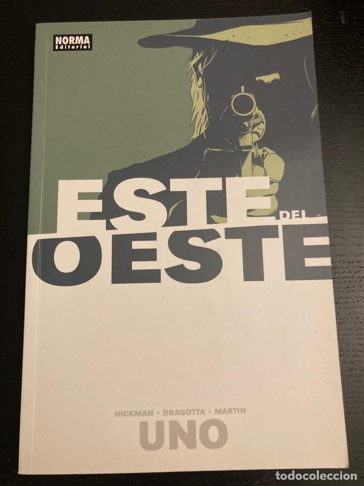 ESTE DEL OESTE (Tebeos y Comics - Norma - Comic USA)