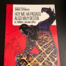 Cómics: HOY ME HA PASADO ALGO MUY BESTIA. Lote 286899773