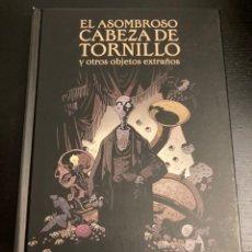 Cómics: EL ASOMBROSO CABEZA DE TORNILLO. Lote 286902043