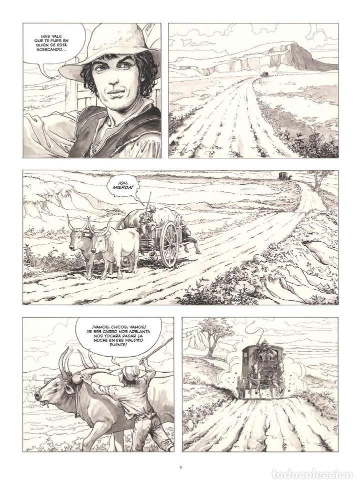 Cómics: Cómics. CARAVAGGIO. EDICIÓN INTEGRAL EN BLANCO Y NEGRO - Milo Manara (Cartoné) - Foto 2 - 287078248