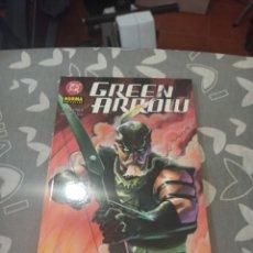 Cómics: GREEN ARROW DISPARO CERTERO NORMA. Lote 287112138