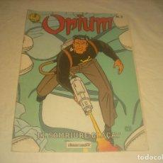 Cómics: OPIUM N. 2 . DANIEL TORRES. EL SOMRIURE GLAÇAT. OBSERVADOR. EN CATALAN.. Lote 287126003