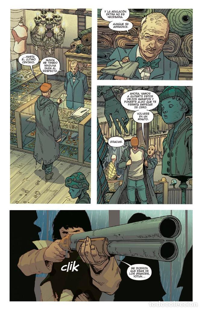 Cómics: Cómics. BLADE RUNNER 2029 1. REENCUENTRO - Mike Johnson / Andrés Guinaldo / Marco Lesko (Cartoné) - Foto 3 - 287166413