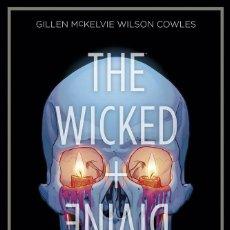 """Cómics: CÓMICS. THE WICKED + THE DIVINE. 9. """"BIEN"""" - KIERON GILLEN / JAMIE MCKELVIE / MATTHEW WILSON. Lote 287174068"""