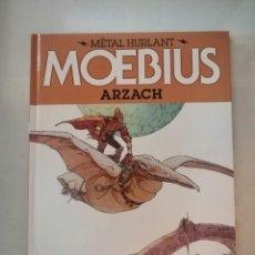 Cómics: ARZACH DE MOEBIUS.NORMA ED.. Lote 287178173