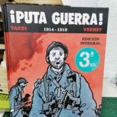 Cómics: ¡PUTS GUERRA!. 1914-1919. TARDI VERNEY. Lote 287205228